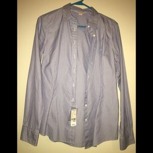 Women's Brooks Brothers button up shirt Size 6